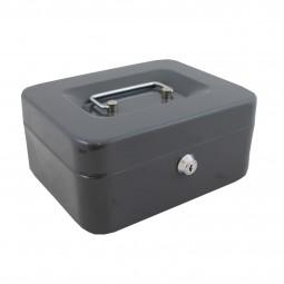 Geldkassette dunkelgrau CM-11394