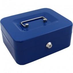Geldkassette blau CM-12725