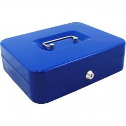Geldkassette 25cm blau CM-12728