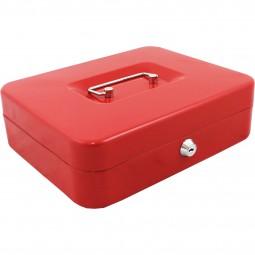 Geldkassette 25cm rot CM-12729