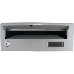 Einbaubriefkastenfach Grau CM-13186