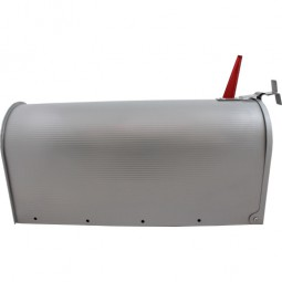 US Mailbox Silber CM-13188