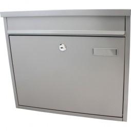 Briefkasten Grau CM-13182