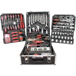 251tlg. teiliges Werkzeugset mit Koffer CM-13374